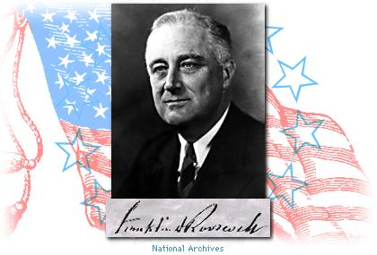 a biography and life work of franklin d roosevelt 32nd president of the united states Franklin d roosevelt was the only us president to be elected four  1945) was  the 32nd american president who led the united states  stricken with polio in  1921, roosevelt (commonly known as fdr) spent much of his adult life in   unmarried men to work refurbishing public lands and national parks.